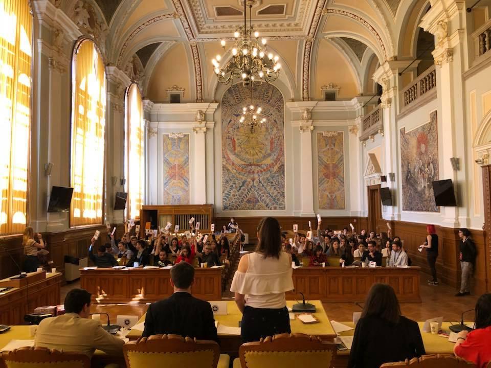 Simularea Parlamentului European – Ediția a XI-a