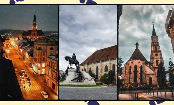 Ghidul Studentului mutat la Cluj